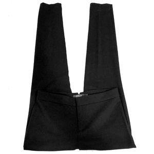 Polo Ralph Lauren Blue Label Black Wool Pants, 2
